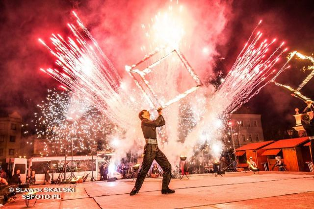 Krotoszynski Festiwal Ognia